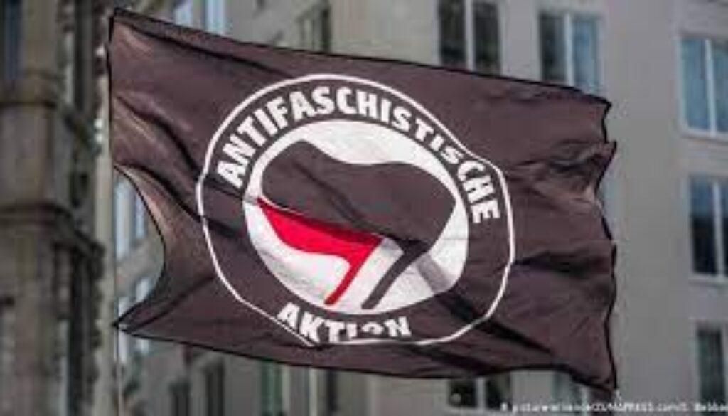 antifa flag