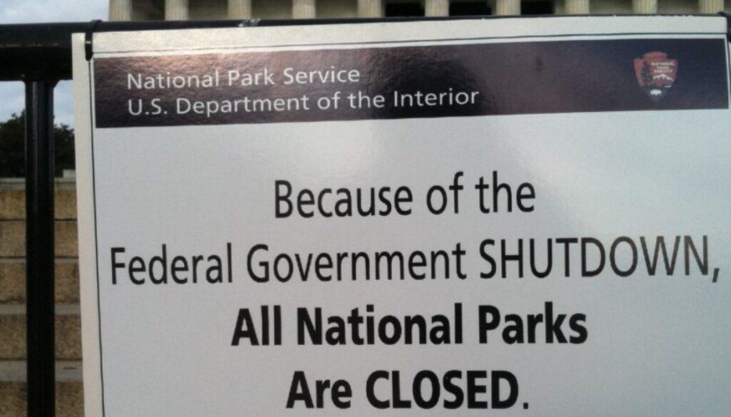 fed g shutdown